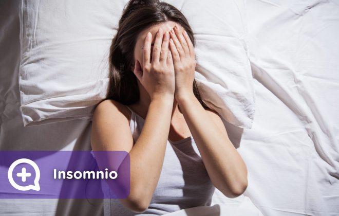 Insomnio, estrés, higiene del sueño, no dormir, desesperación