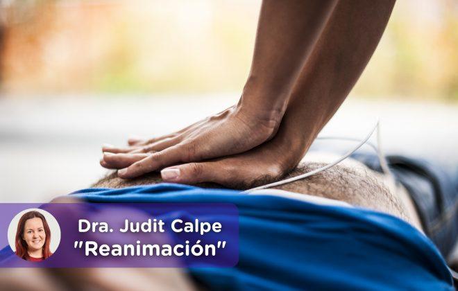 Reanimación cardiopulmonar, doctora Judit Calpe. mediQuo - tu amigo médico. Chat médico