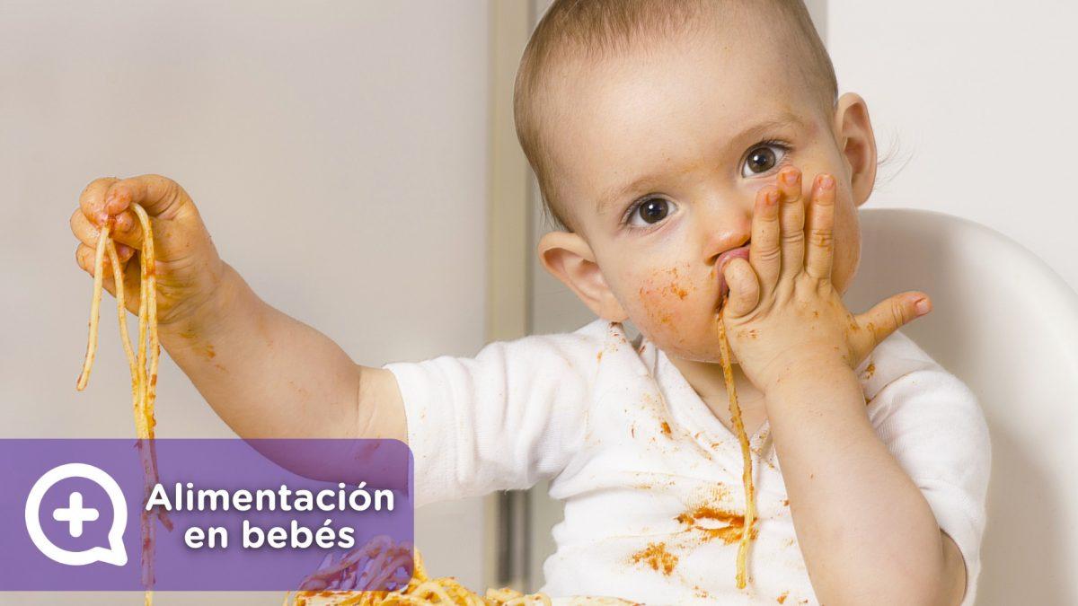 Alimentación bebé, comida solida, cuando empezar. mediQuo - tu amigo médico, chat médico, pediatría