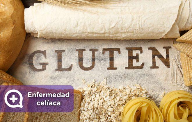 Enfermedad celíaca, proteína, cereal, contiene gluten, free. Alimentación. Nutrición. mediQuo, tu amigo médico. Chat médico.