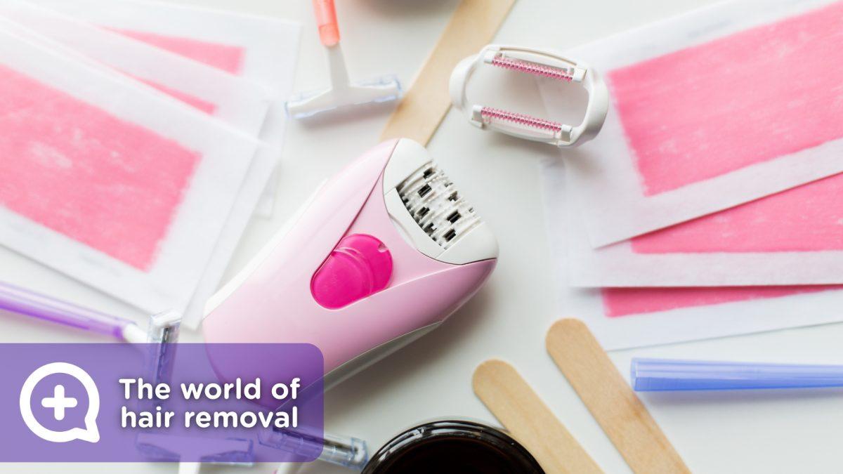 Hair removal, blade, creams, depilatory, wax