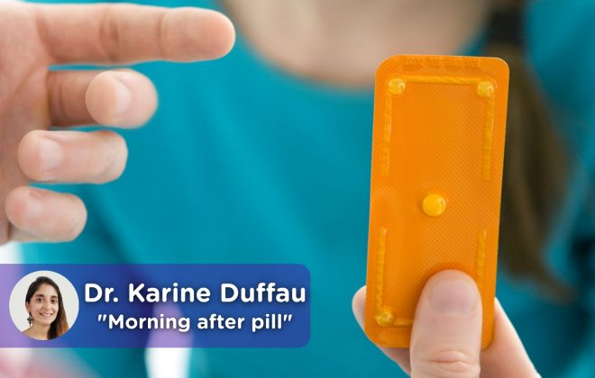 The morning after pill, contraceptive. Dr. Karine Duffau. mediQuo, your doctor friend. Medical chat