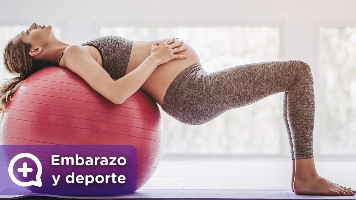 El deporte y el embarazo. La opción más saludable para la madre y el futuro bebé. Ejercicios Kegel. MediQuo, tu amigo médico. Chat médico. Embarazada.