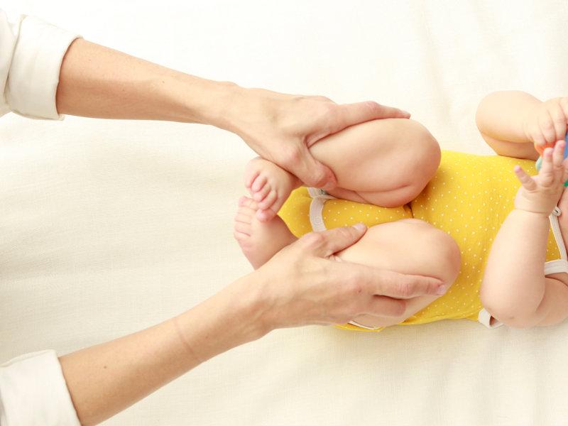 A gases a ayudar como sacar un bebe