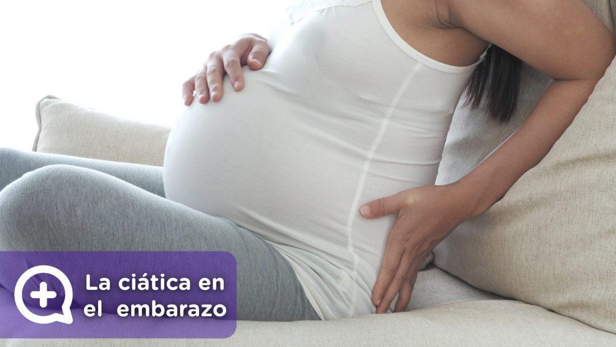 Ciática y embarazo. Causas y tratamientos. Mediquo, tu amigo médico. Chat médico.