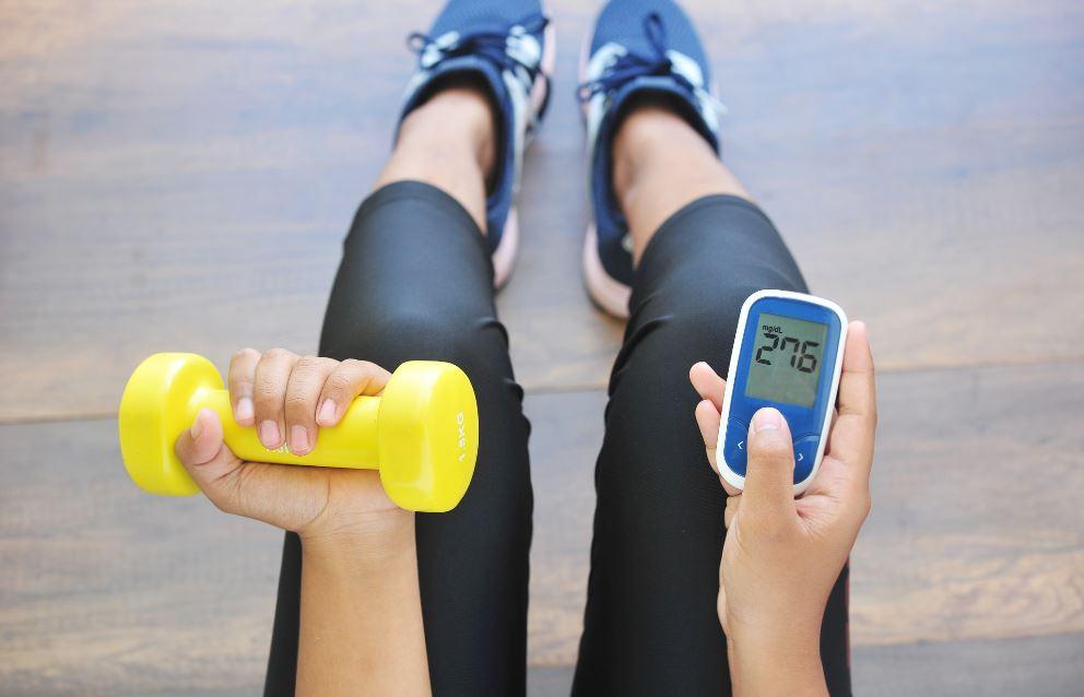 deporte y diabetes. Diabetes, vida saludable, deporte. MediQuo, tu amigo médico, chat médico.