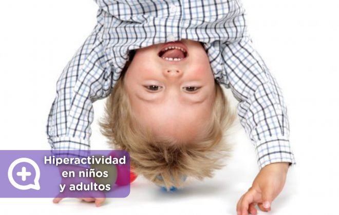 Hiperactividad en adultos y en niños. MediQuo, tu amigo médico. Chat médico.