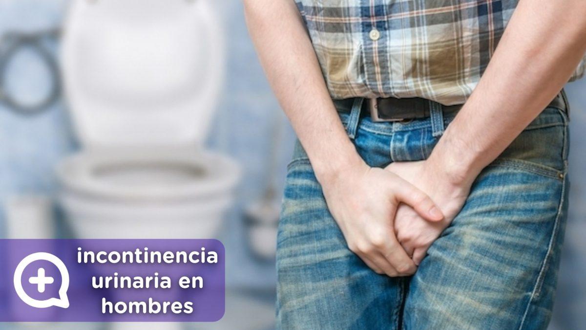 Incontinencia urinaria en hombres. MediQuo, Tu amigo médico. Chat médico. Salud masculina.