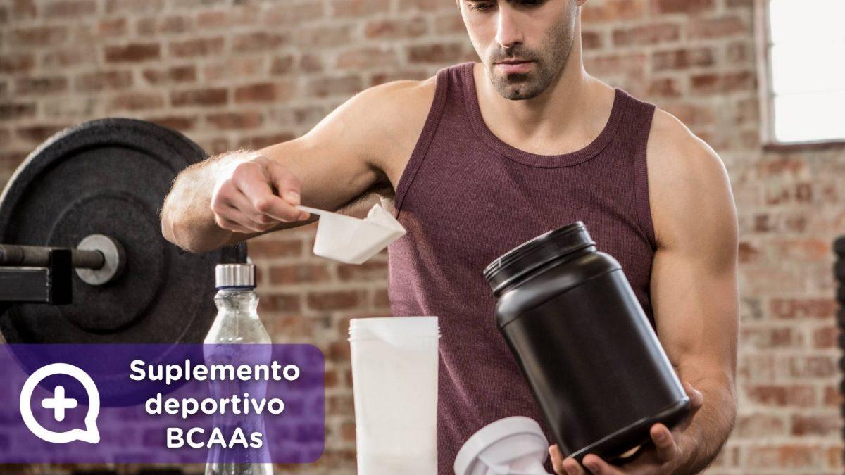 Suplementos deportivos, bcaas, creatina, glutamina, aminoácidos. Deporte. Entrenamiento. Mediquo, Tu amigo médico. Chat médico.