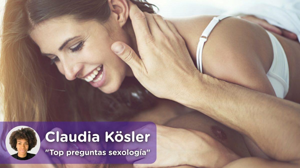 Pareja en la cama. Las preguntas más frecuentes a la sexóloga. deseo, placer, orgasmo. Mediquo. Tu amigo médico. Chat médico.