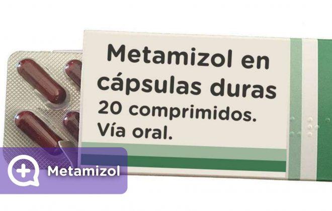 Metamizol, analgésico, antipirético. MediQuo, Tu amigo médico. Chat médico. Nolotil.
