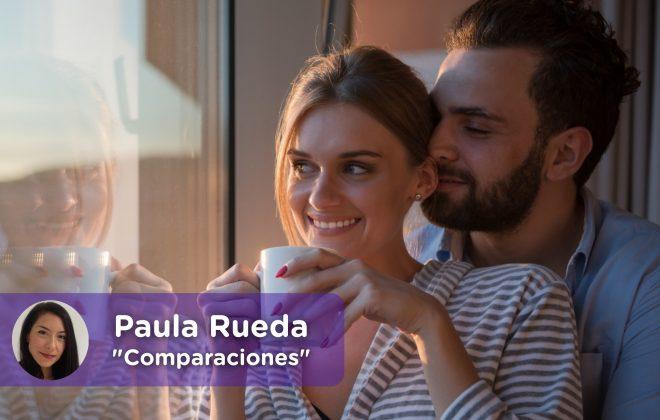 comparación de parejas. Psicología. Paula Rueda. Mediquo, tu amigo médico. Chat médico.
