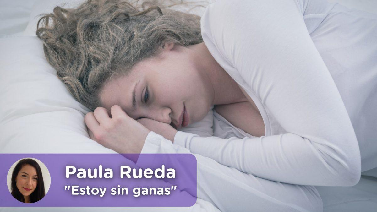 Agotamiento mental, físico, estrés, mala alimentación, falta de sueño, insomnio. Paula Rueda, Psicóloga, Mediquo, Tu amigo médico. Chat médico.