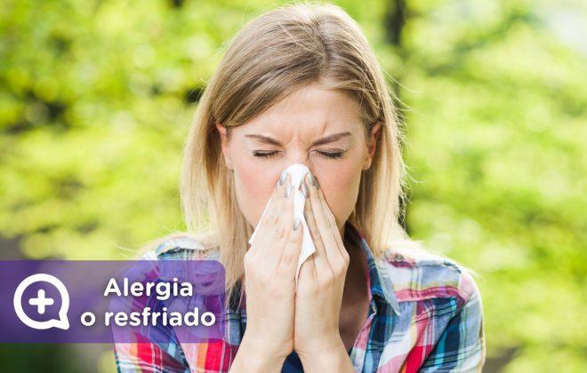 alergias, resfriado, gripe, alergia, polen, síntomas, ciprés, estornudos, picor, lagrimeo. Mediquo. Tu amigo médico. Chat médico.