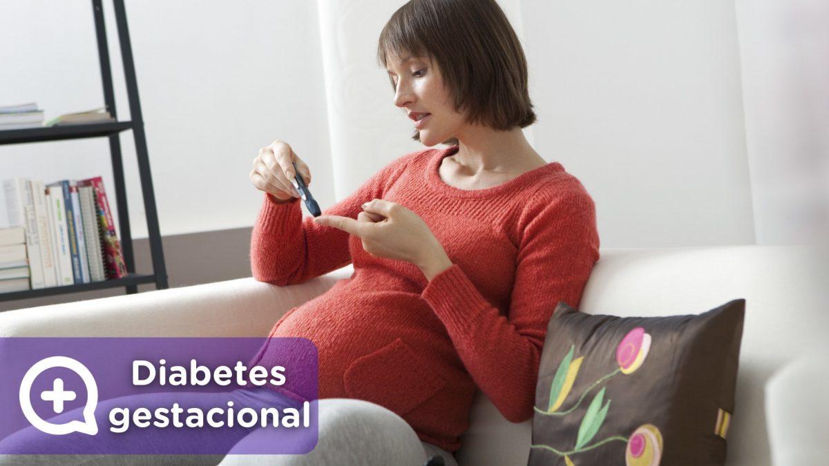 Mujer realizando prueba de azúcar. Diabetes gestacional. Embarazo. o'sullivan. Mediquo. Tu amigo médico. Chat médico. Ginecología.