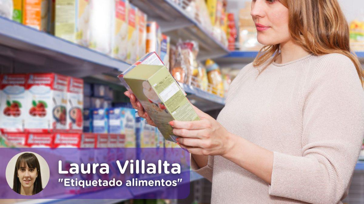 Etiquetado de los alimentos, tabla nutricional. Dietética y nutrición. Laura Villalta. Mediquo , Tu amigo médico. Chat médico.
