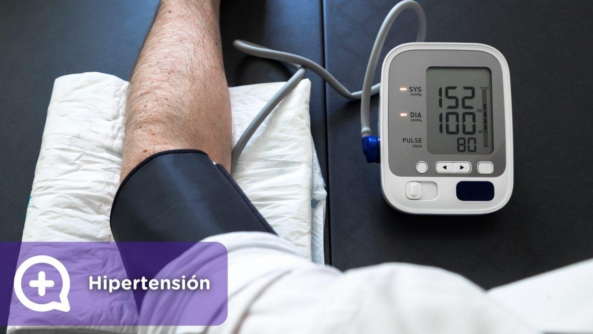 hipertensión, presión arterial alta. Nutrición. Alimentación. Mediquo, Tu amigo médico. Chat médico. Salud.