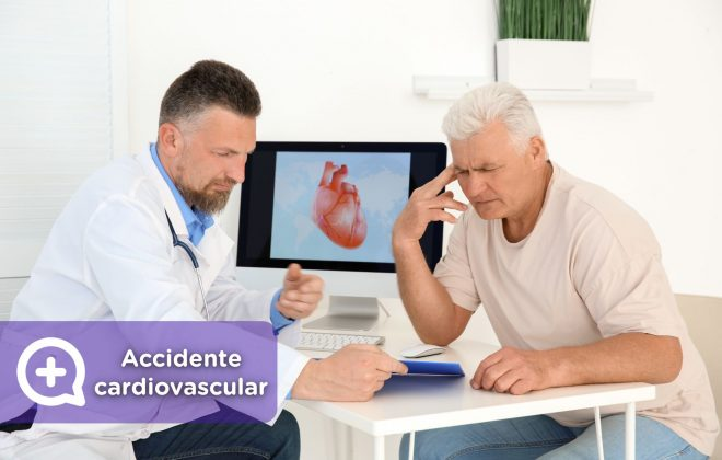 Accidente cardiovascular. Cerebro. Corazón. Mediquo, Tu amigo médico. Chat médico.