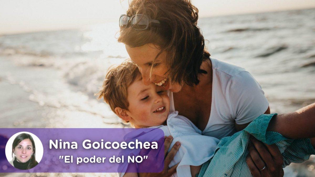 El poder del No hacia los niños. Nina Goicoechea, psicopedagoga, mediquo. Tu amigo médico. Padres y madres.