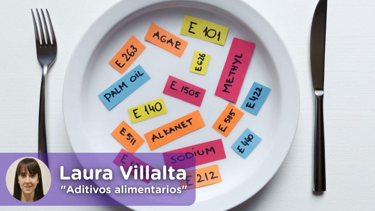 Aditivos alimentarios, Mediquo, Tu amigo médico. Chat médico. Laura Villalta. Nutrición.