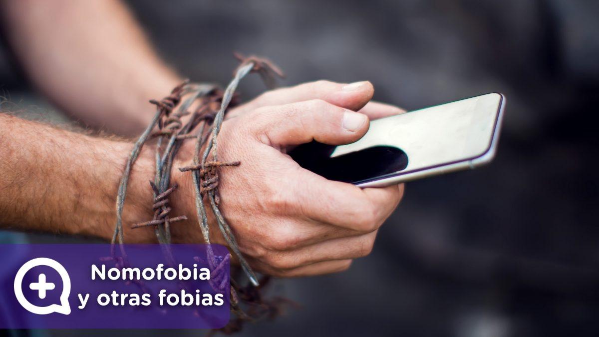 Nomofobia, fobias, móvil. Adicción. Psicología. Mediquo. Tu amigo médico. Chat médico.
