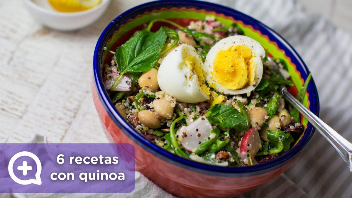 Quinoa Burger. Mediquo. Recetas, Nutrición. Cocinar.