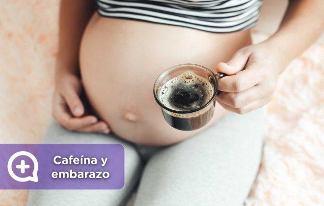 Cafeína y embarazo. OMS. Mediquo, Tu amigo médico. Chat médico. App. Ginecología.