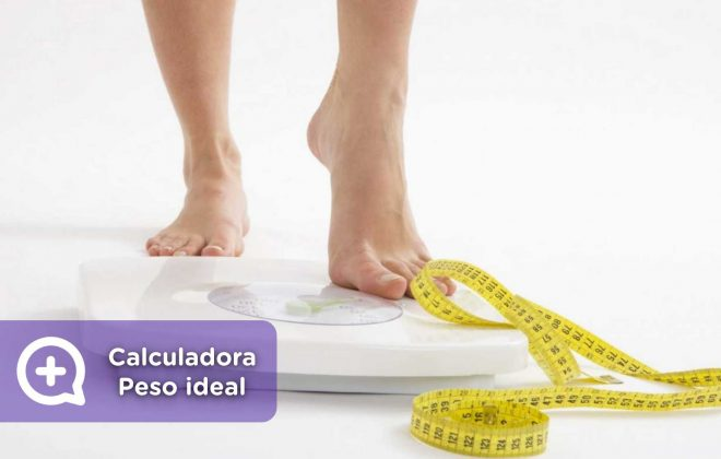 Calcula tu peso ideal. Mediquo. Tu amigo médico. Chat médico. Salud. Nutrición.