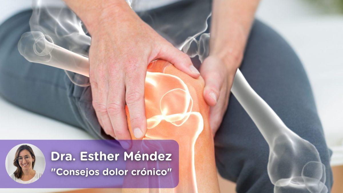 Consejos dolor crónico. Esther Méndez, Mediquo, Tu amigo médico. Chat médico. Salud.