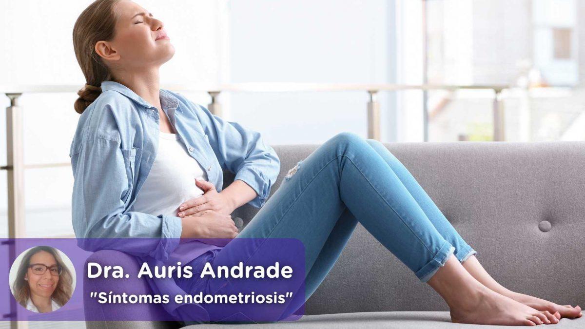 síntomas endometriosis. Mediquo, tu amigo médico. Chat médico. Ginecología. Obstetricia. Auris Andrade.