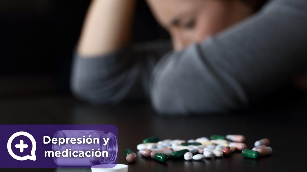 Depresión y medicación. Salud. Psiquiatra. Fármacos. Mediquo, Tu amigo médico. Chat médico. Salud.