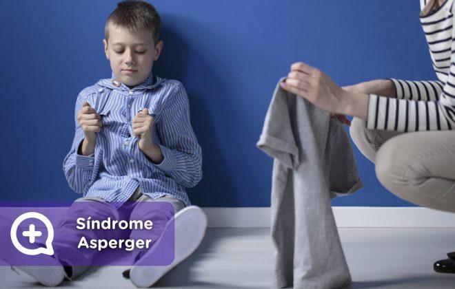 Síndrome Asperger. Niños. Autismo. Trastorno mental. Mediquo. Salud.