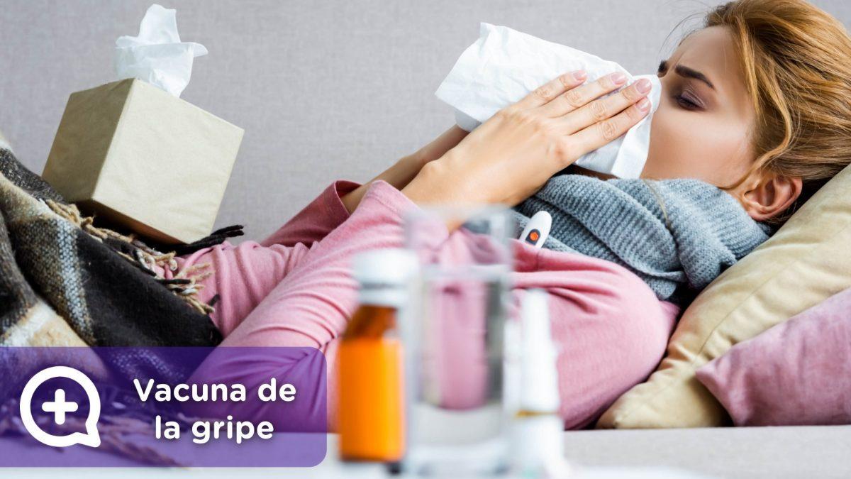 Campaña vacunación gripe 2019. Mediquo. Tu amigo médico. Chat médico. Salud.