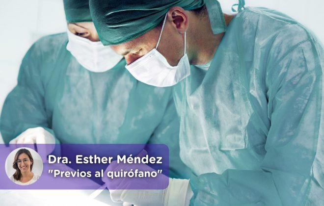 Que debo saber antes de operarme, tengo miedo de entrar al quirófano, como es el postoperativo.