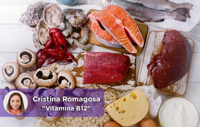Por qué es tan importante la vitamina B12, qué riesgos si tengo déficits de esta vitamina