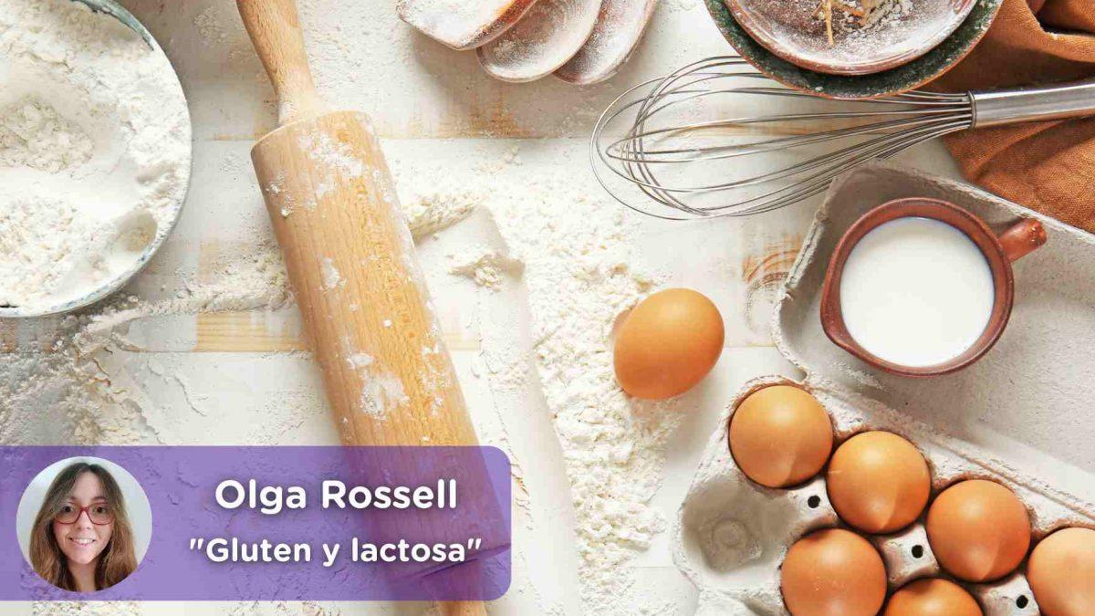 Riesgos de eliminar el gluten y la lactosa de tu alimentación. Mediquo. Tu amigo médico. Chat. Nutrición. Olga Rossell.