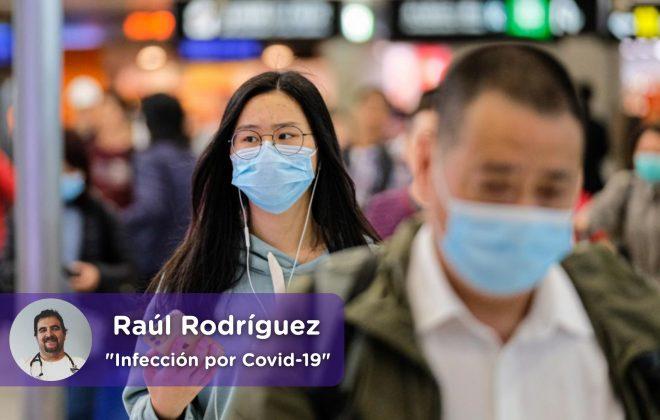 Coronavirus, covid-19 oms, pandemia, qué hago si me he infectado, cuáles son los síntomas