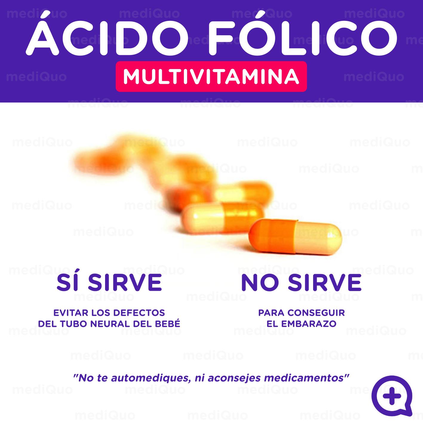 ácido fólico, embarazo, multivitamina, mediquo, salud, ginecología, obstetricia.