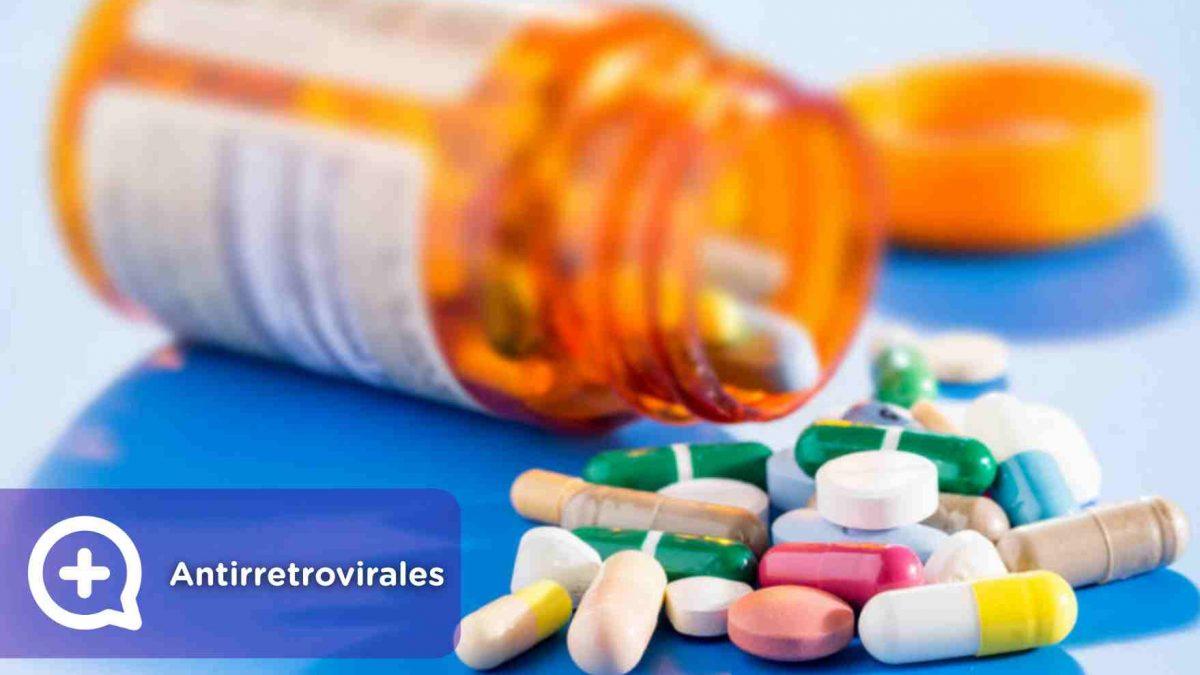qué son los antirretrovirales, para que sirven, debo tomar el tratamiento para el vih