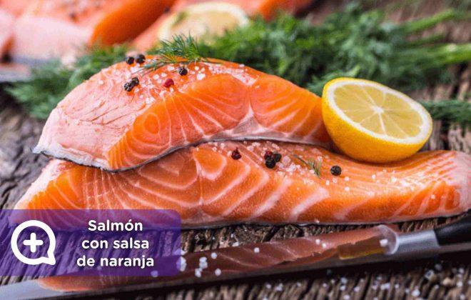 Recetas saludables, recetas, receta, salmón, mediquo, nutrición, salud.