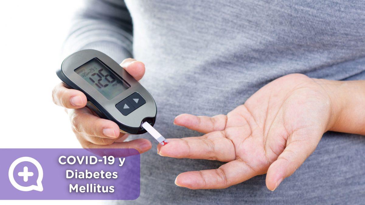 Diabetes Mellitus Tipo 1 y tipo 2 y COVID19. Recomendaciones. Ministerio de Salud. Coronavirus. App. Telemedicina. mediQuo.