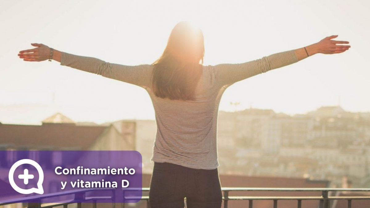 Confinamiento, vitamina D, sol, alimentación, mediquo, covid19, coronavirus, salud, telemedicina.