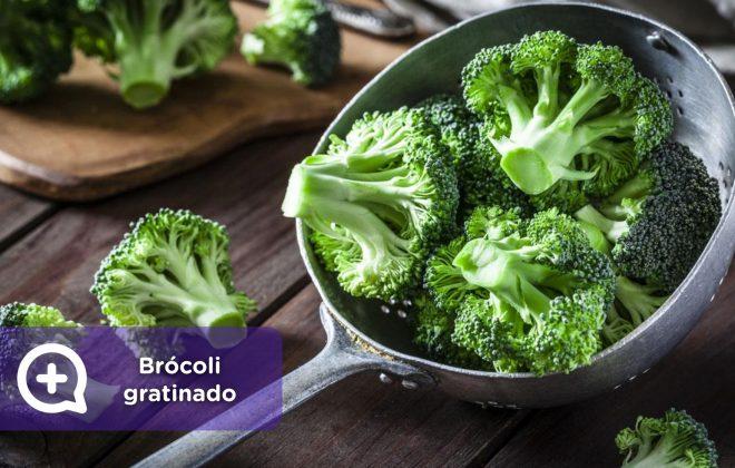 Recetas fáciles, brócoli, vitaminas, cocinar, mediquo, nutrición, salud.