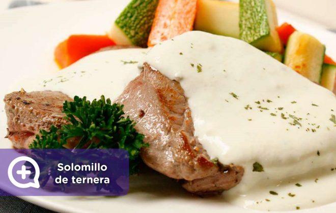 Recetas fáciles, recetas, mediquo, salud, nutrición, solomillo de ternera a la pimienta, salsas