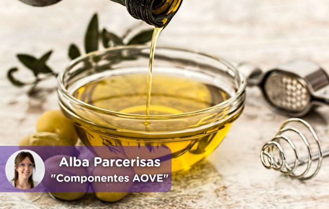 AOVE, aceite de Oliva virgen extra. Beneficios, componentes, diabetes, cancer de colon, antiinflamatorio, salud, mediquo