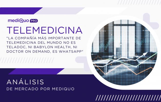 MediQuo, telemedicina, Guillem Serra, Salud, eHealth, mediQuo pro, médicos, salud digital, encuesta, pacientes, Whatsapp