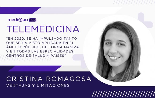 Telemedicina, ventajas y límites_Cristina Romagosa mediQuo PRO