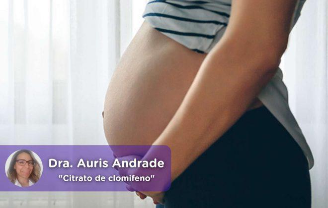 Citrato de clomifeno. embarazo. conseguir embarazo ginecología, obstetricia. Salud. Mediquo. Auris Andrade.