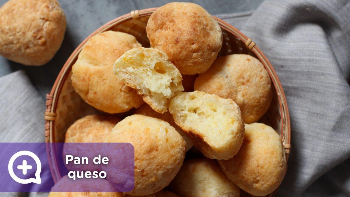 pan de queso, yuca, harina de maíz, maicena, mediquo, brazil, recetas fáciles, mediquo, salud.