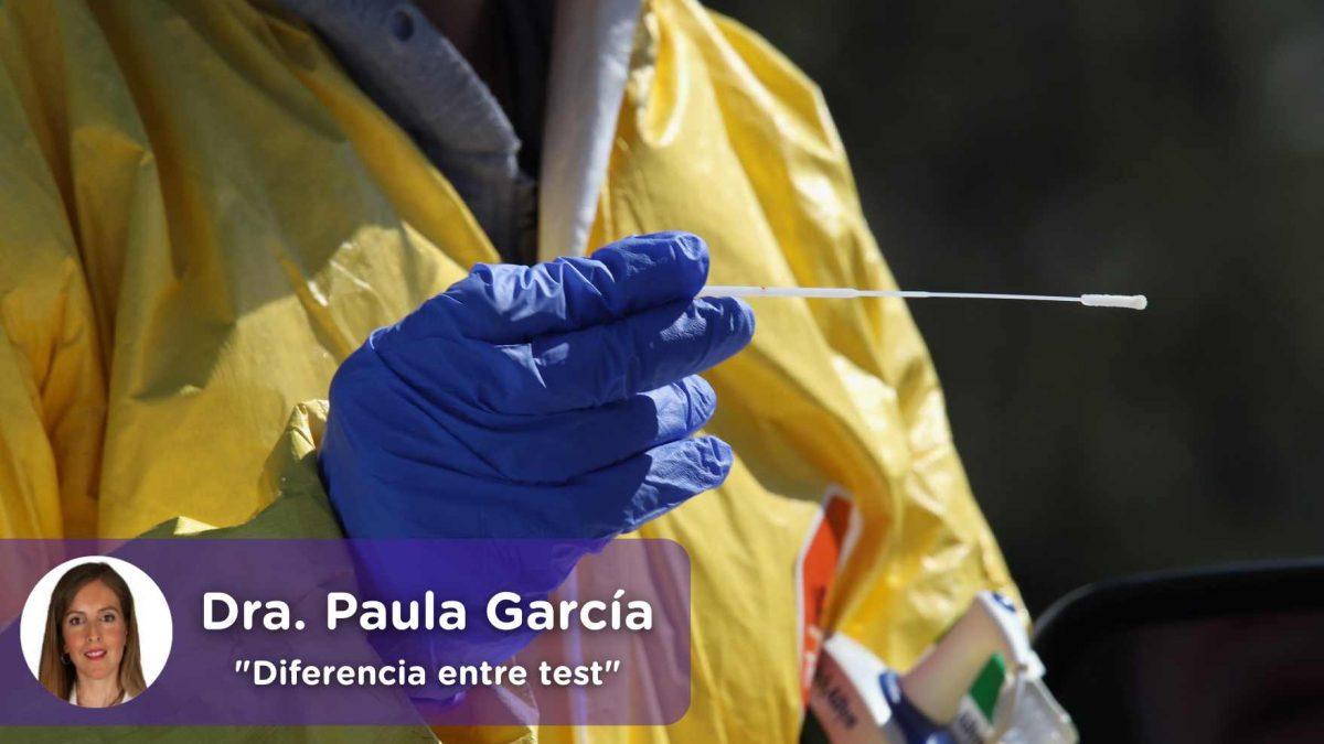 diferencia entre los test para detectar la enfermedad o inmunidad, pcr, serología, antígenos, test rápidos, mediquo, salud, telemedicina, consulta médica